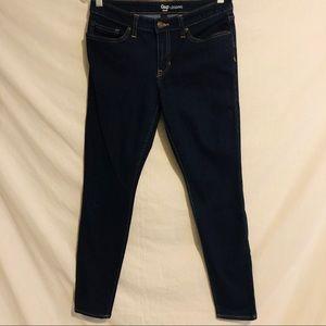 Women's gap leggings/jeans size 28/6